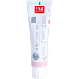 Splat Professional Ultracomplex dentífrico bioativo para cuidado integral e branqueamento de dentes sensíveis  100 ml