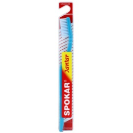 Spokar Jantar четка за зъби медиум Blue