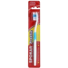 Spokar Praktic четка за зъби медиум Blue