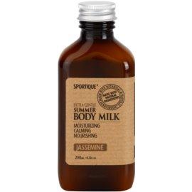 Sportique Wellness Jasmin hydratisierende Körpermilch  200 ml