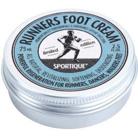 Sportique Sports Limited Edition krem rewitalizujący na popękane stopy  75 ml