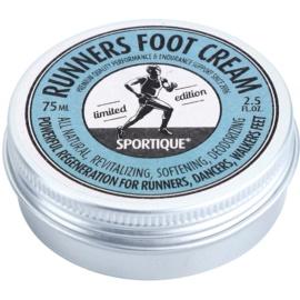 Sportique Sports Limited Edition revitalizační krém na popraskaná chodidla  75 ml