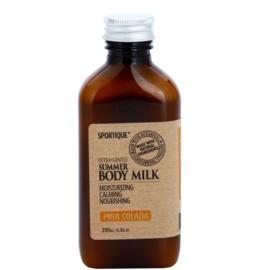 Sportique Wellness Pina Colada hidratáló testápoló tej  200 ml