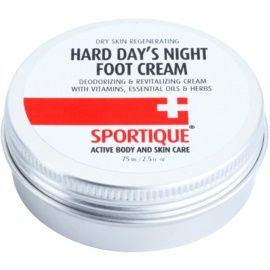 Sportique Sports revitalizáló krém a berepedezett lábbőrre  75 ml