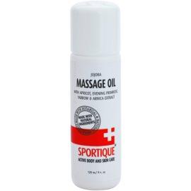 Sportique Sports masážní olej pro sportovce  120 ml