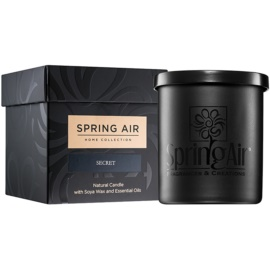 Spring Air Home Collection Secret candela profumata 235 ml