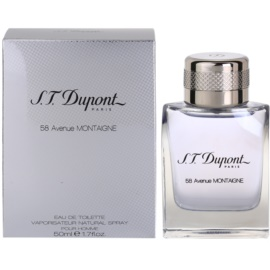 S.T. Dupont 58 Avenue Montaigne Eau de Toilette for Men 50 ml
