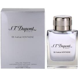 S.T. Dupont 58 Avenue Montaigne eau de toilette férfiaknak 50 ml