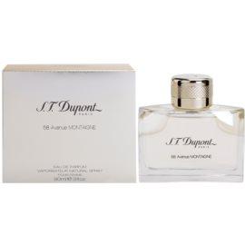 S.T. Dupont 58 Avenue Montaigne Eau de Parfum für Damen 90 ml