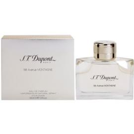 S.T. Dupont 58 Avenue Montaigne eau de parfum nőknek 90 ml
