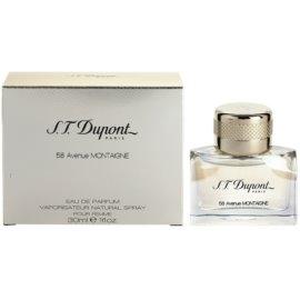 S.T. Dupont 58 Avenue Montaigne Eau de Parfum für Damen 30 ml