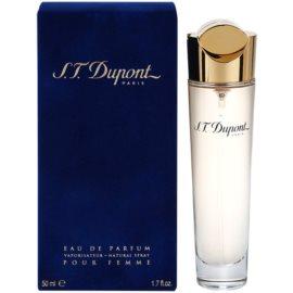 S.T. Dupont S.T. Dupont for Women parfémovaná voda pro ženy 50 ml