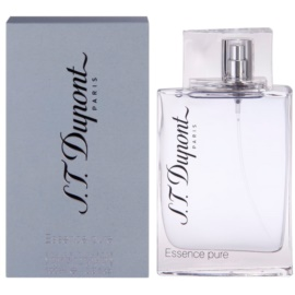 S.T. Dupont Essence Pure Men eau de toilette férfiaknak 100 ml