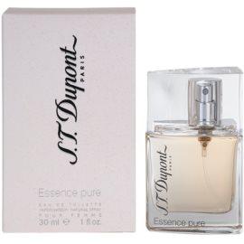 S.T. Dupont Essence Pure Woman Eau de Toilette für Damen 30 ml