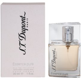 S.T. Dupont Essence Pure Woman Eau de Toilette für Damen 30 ml