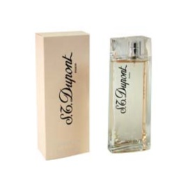 S.T. Dupont Essence Pure Woman Eau de Toilette für Damen 100 ml