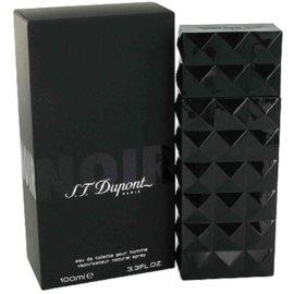 S.T. Dupont Noir Eau de Toilette für Herren 100 ml