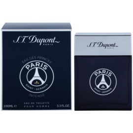 S.T. Dupont Eau Des Princes Intense eau de toilette férfiaknak 100 ml