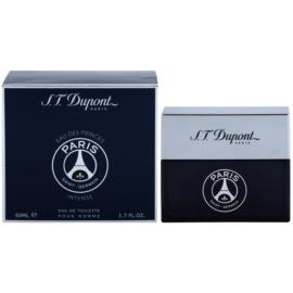 S.T. Dupont Eau Des Princes Intense Eau de Toilette voor Mannen 50 ml