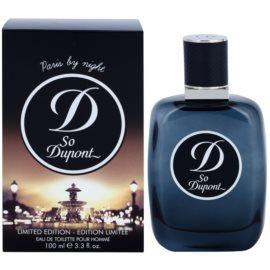 S.T. Dupont So Dupont Paris by Night toaletní voda pro muže 100 ml