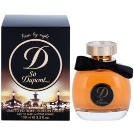 S.T. Dupont So Dupont Paris by Night eau de parfum nőknek 100 ml