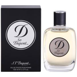 S.T. Dupont So Dupont Eau de Toilette para homens 100 ml