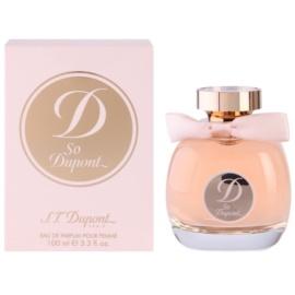 S.T. Dupont So Dupont Eau de Parfum voor Vrouwen  100 ml