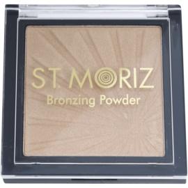 St. Moriz Face pudra  bronzanta culoare Golden Glow 6,9 g