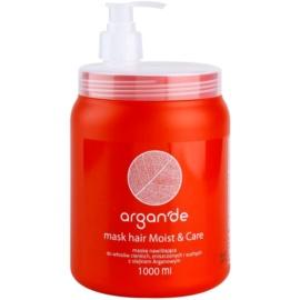 Stapiz Argan'de Moist&Care maska pro suché a poškozené vlasy  1000 ml