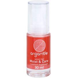 Stapiz Argan'de Moist&Care vyživující sérum pro všechny typy vlasů  30 ml