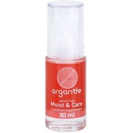 Stapiz Argan'de Moist&Care sérum nutritivo  para todos os tipos de cabelos  30 ml