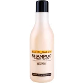 Stapiz Basic Salon Sweet Peach šampon pro normální vlasy  1000 ml