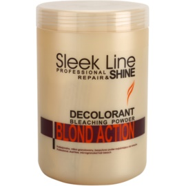 Stapiz Sleek Line Blond Action rozjaśniacz w proszku  500 g