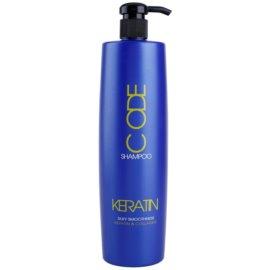 Stapiz Keratin Code obnovující šampon pro suché a poškozené vlasy  1000 ml