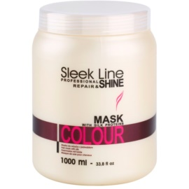Stapiz Sleek Line Colour vlažilna maska za barvane lase  1000 ml