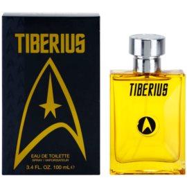 Star Trek Tiberius eau de toilette pour homme 100 ml