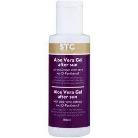 STC Body gel hidratante after sun  100 ml