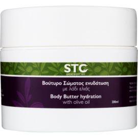 STC Body tělové máslo s olivovým olejem  200 ml