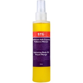 STC Body Moisturizing Body Oil In Spray Peach and Mango  150 ml