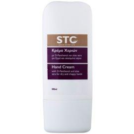STC Body creme de mãos para pele seca e rachada  100 ml