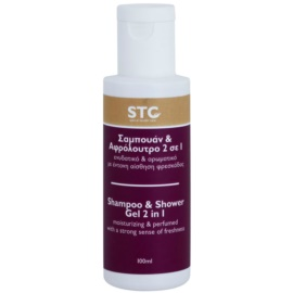 STC Body Shampoo And Shower Gel 2 in 1  100 ml