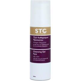 STC Face gel de curatare pentru ten gras  160 ml