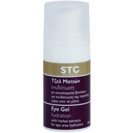 STC Face gel hidratante para contorno de ojos  20 ml