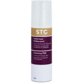 STC Face lapte pentru curatare pentru piele normala si mixta  160 ml