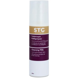 STC Face leite de limpeza para pele normal a mista  160 ml