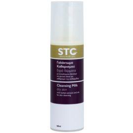 STC Face очищаюче молочко для сухої шкіри  160 мл