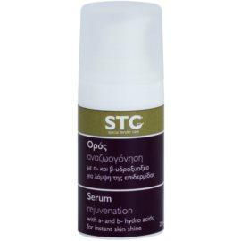 STC Face omlazující sérum pro rozjasnění pleti  20 ml