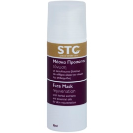 STC Face omlazující maska na obličej, krk a dekolt  50 ml