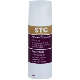 STC Face omladzujúca maska na tvár, krk a dekolt  50 ml