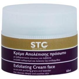 STC Face exfoliační peelingový krém  60 ml
